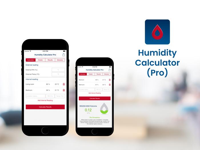 Humidity Calculator