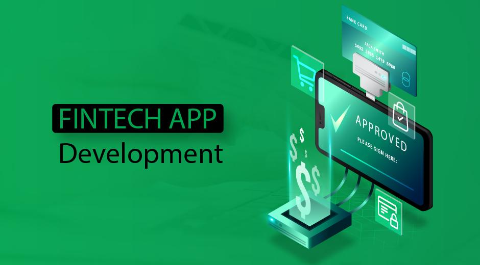 mobile app development financial services