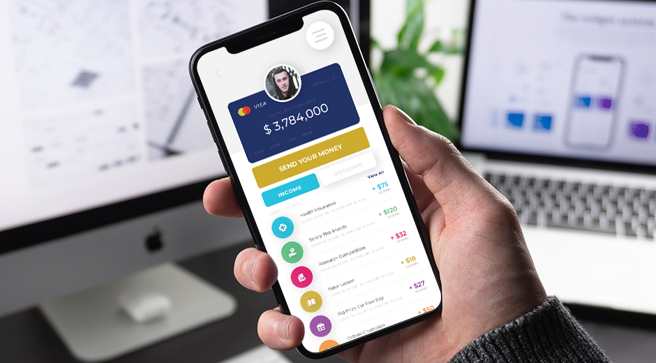 financial application